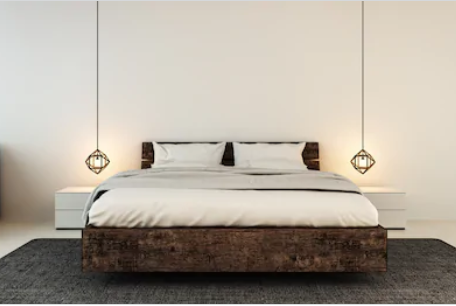 LED-Beleuchtung im Schlafzimmer