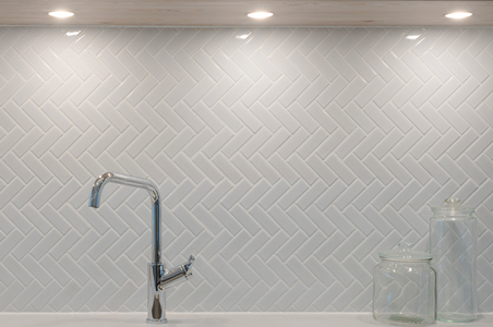 MR11 LED-Lampen im Badezimmer