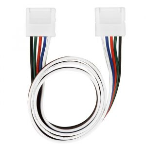 LED-Streifen Verbindungsstück 24V RGBW 5050 SMD IP20 50cm