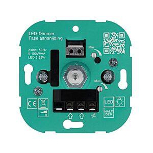 LED-Dimmer 3-35W T37 Einbau 230V Phasenanschnitt