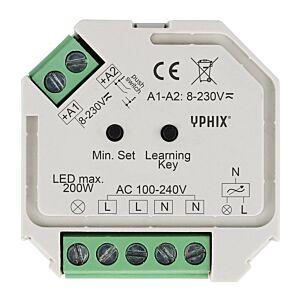 Kabelloser LED-Dimmer 230V