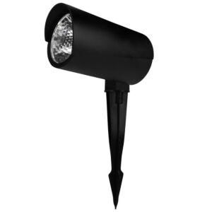 LED-Erdspießstrahler Rengard 12W Schwarz 3000K IP65
