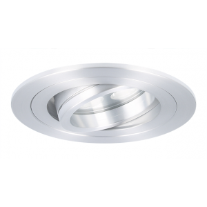 LED Einbaustrahler Montella rund 5W 2700K Aluminium IP65 dimmbar schwenkbar