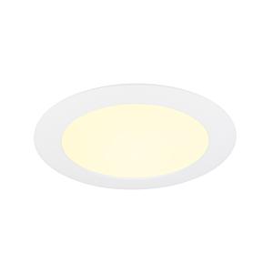 LED-Downlight 18cm Einbau 11W 2900K IP44 dimmbar
