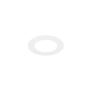 LED-Downlight 12cm Weiß Einbau 8W 4000K IP44 dimmbar