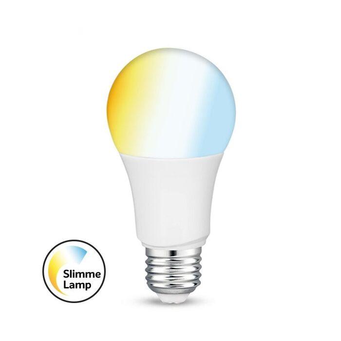 E27 Smart LED-Lampe tint A60 9W 2700K dimmbar