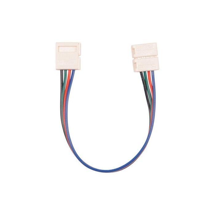 LED-Streifen Verbindungsstück Streifen zu Streifen 12V und 24V RGB 5050 SMD IP20
