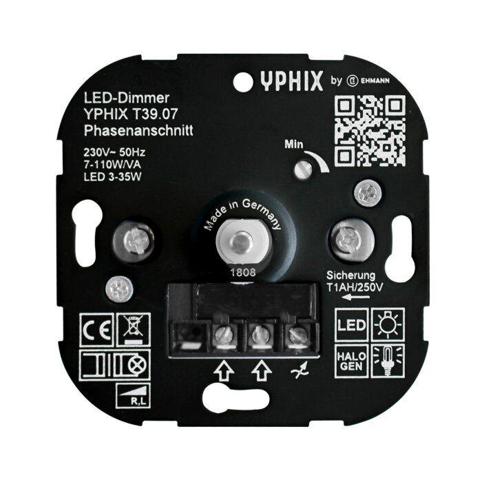 LED-Dimmer 3-35W T39 Einbau 230V Phasenanschnitt