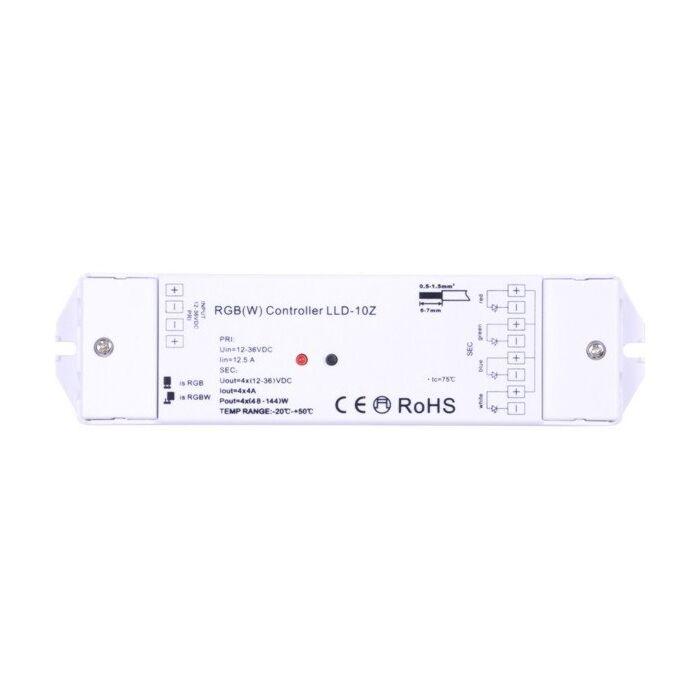 RGB(W) Controller LLD 10 zone LED-Streifens