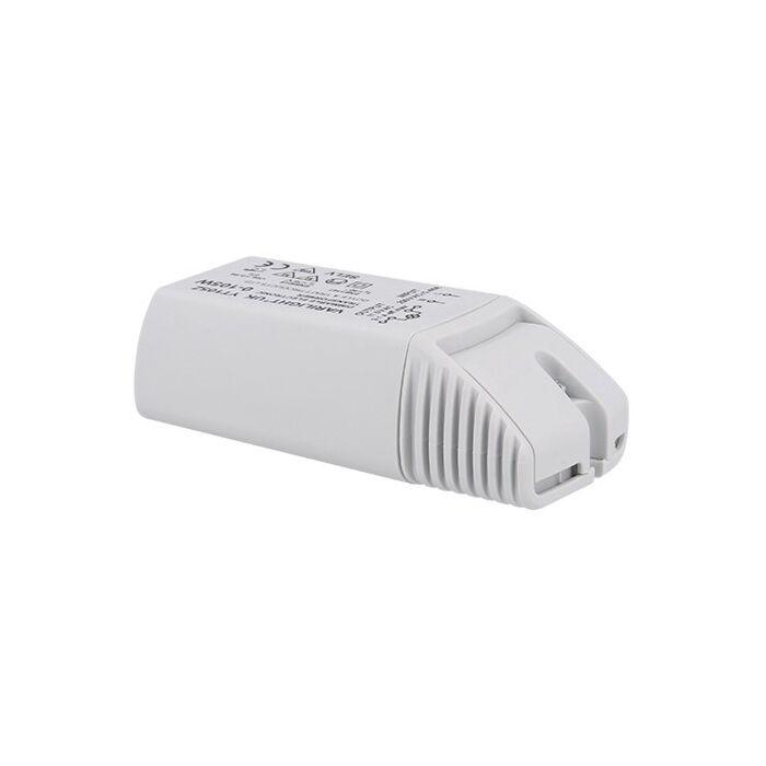 Elektronischer LED Transformator 12V 9,1A Max. 105W dimmbar
