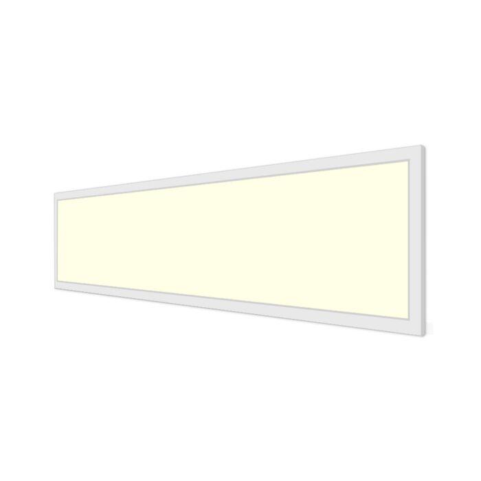 LED-Panel 120x30cm Pro 40W 3000K Basic Set