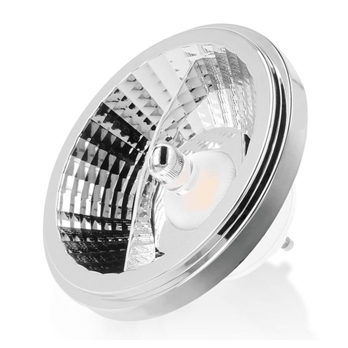 GU10 LED-Lampe Cygni AR111 12W 3000K dimmbar