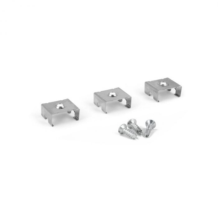 Montageclips Aluminium für LED-Streifen Profil Felita