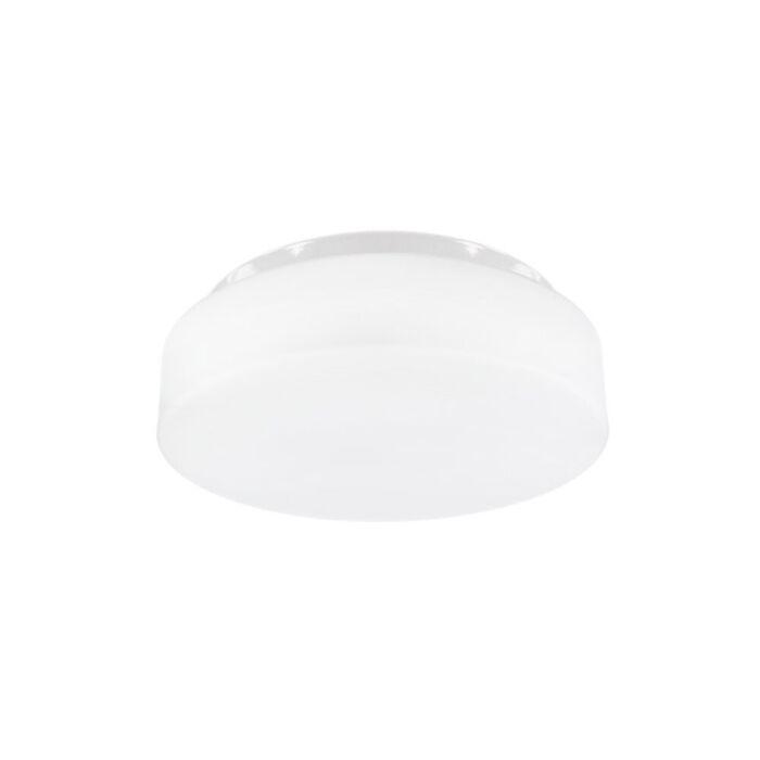 LED-Deckenleuchte Pravia rund 35 cm IP44 Glas