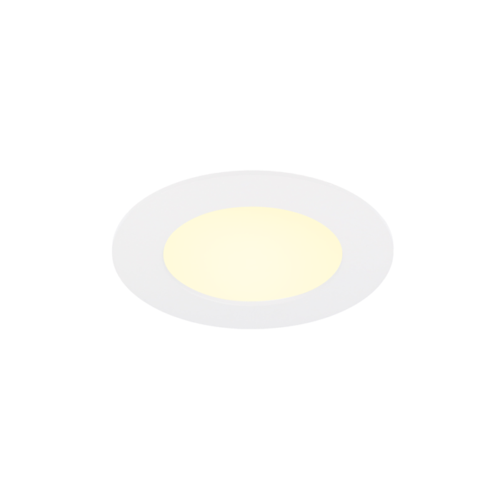 LED-Downlight 12CM Einbau 8W 2900K IP44 dimmbar
