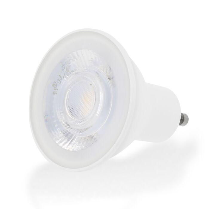 GU10 LED-Lampe Naos 36° 6W 2700K dimmbar